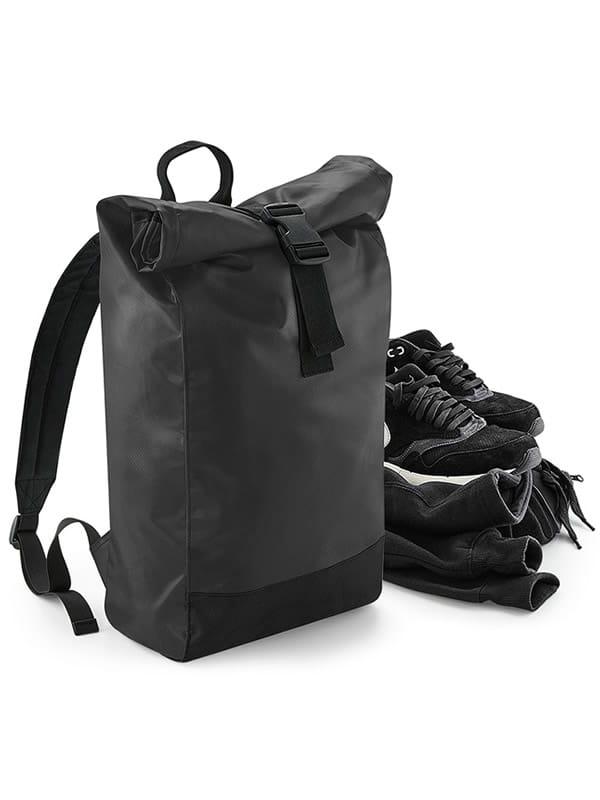 c235499d1d0d3 Plecak firmowy z logo Bagbase Tarp Roll-Top Backpack BG815 ...
