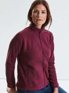 Damski polar firmowy Russell Outdoor Fleece Full-Zip