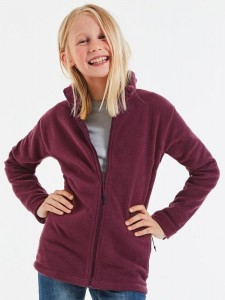 Dziecięcy polar Russell Outdoor Fleece Full-Zip