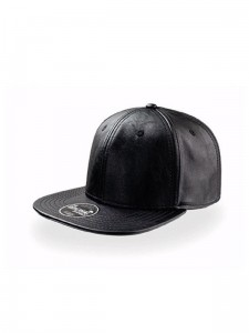 Czapka Atlantis Snap Ecoleather - Snap Back