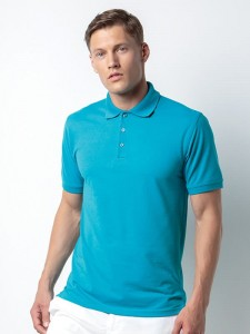 Męska koszulka Polo Kustom Kit Slim Fit Polo Superwash 60°