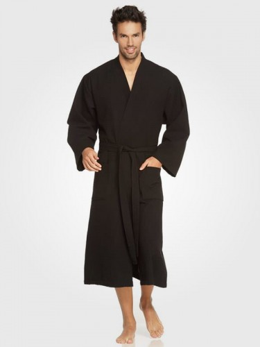 Szlafrok unisex Piqué Bathrobe Wellington XF012